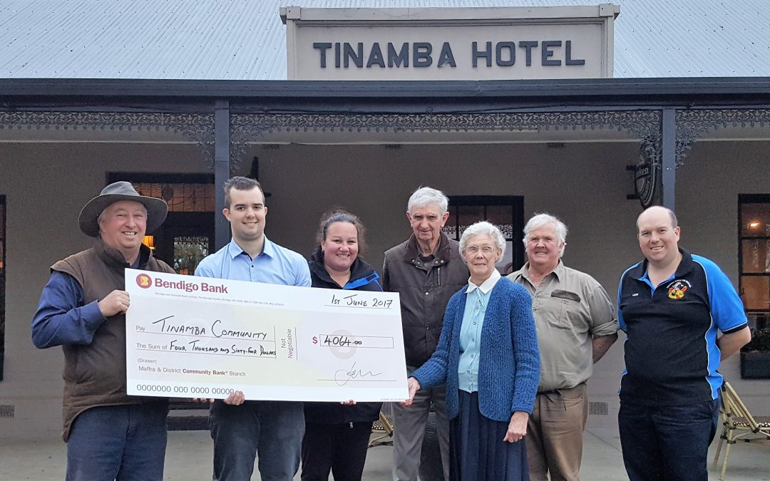 Tinamba Food and Wine Festival a success