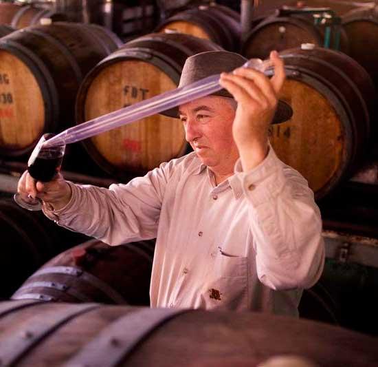 Glenmaggie Wine test